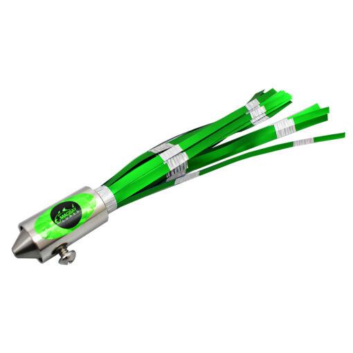 Sincero Jr Green Chrome Wahoo Lure