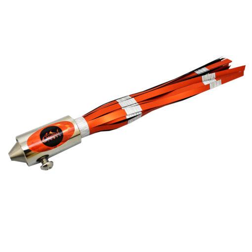 Sincero Jr Orange Chrome Wahoo Lure