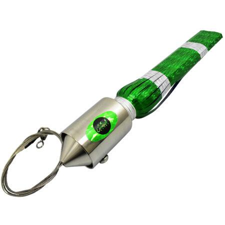 Sincero Sr Green Chrome Wahoo Lure