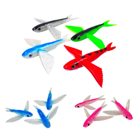 Flying fish yummee lures