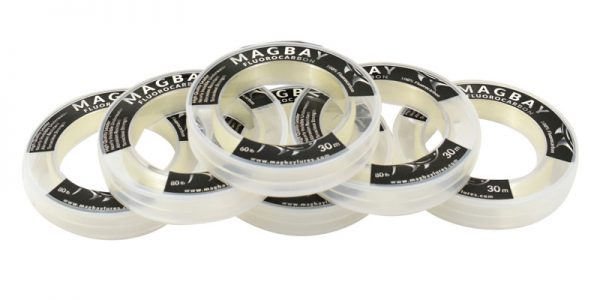 MagBay 100 Percent Fluorocarbon Leader