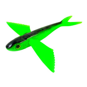 Flying Fish Yummee Lure Green