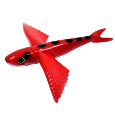 Flying Fish Yummee Lure Red