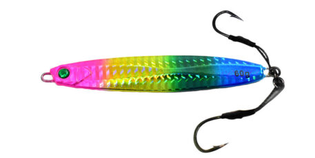 Ocean Motion Rainbow Jig