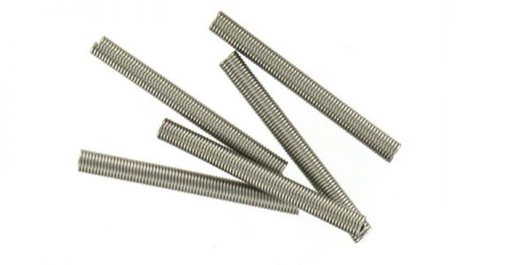 Fishing Leader Line Protectors Wire Springs