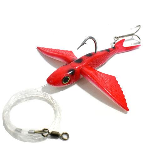 Red Flying Fish Stinger
