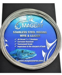 Stainless Steel Rigging Cable