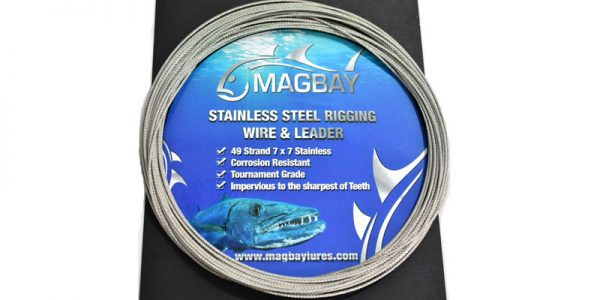 Stainless Steel Fishing Leader for Rigging