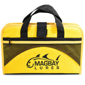 Protective jig lure bags Yellow