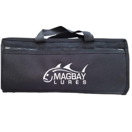 6 pocket protective lure bag