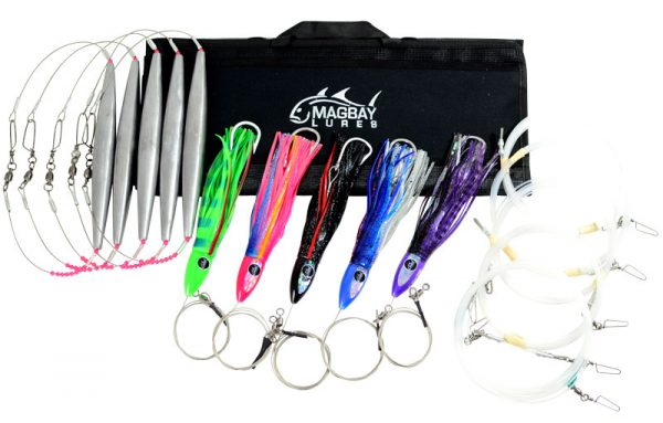 High Speed Wahoo Trolling Set