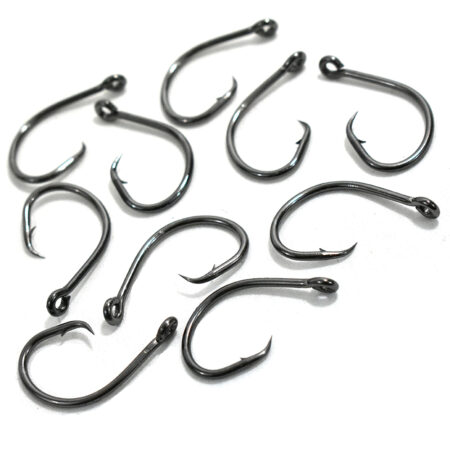 Circle hooks fishing terminal tackle