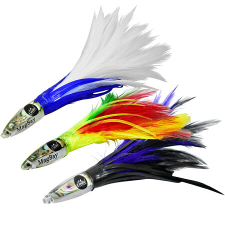 Tuna Feather Lures All Colors