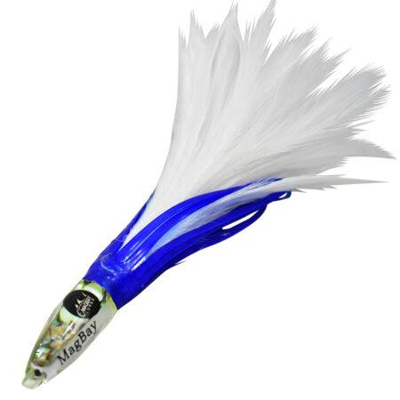 blue tuna feather lure