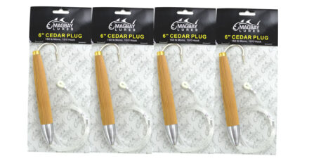 Tuna Lure Cedar Plugs