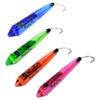 Magbay cedar plugs multi color tuna lure