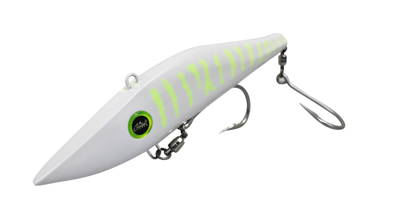 MagTrak™ Wahoo Lure by MagBay Lures A Premier High Speed Wahoo Fishing Lure