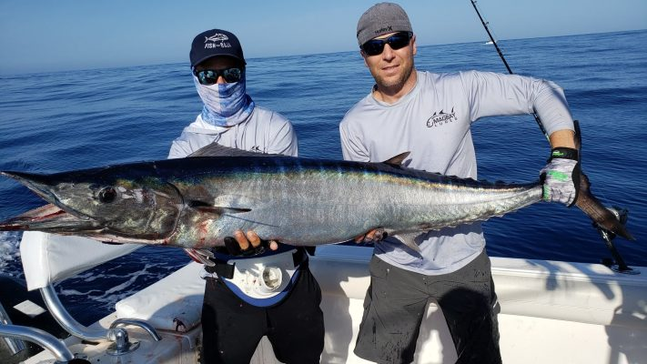 Wahoo Fishing at MagBay Lodge