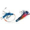 Tuna Tidbit Daisy Chain Mahi Lure Blue