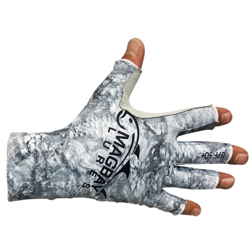 Magbay Lures heavy duty fishing gloves
