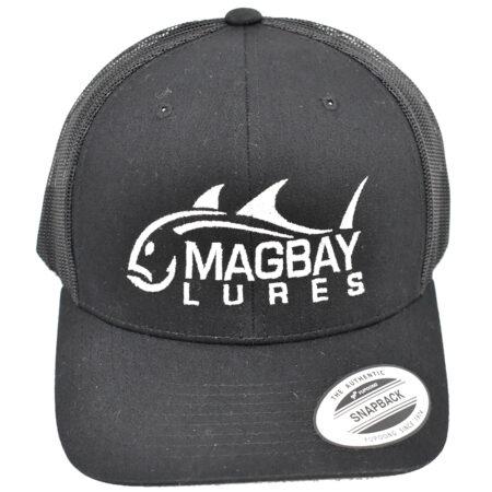 MagBay Black Snapback Hat