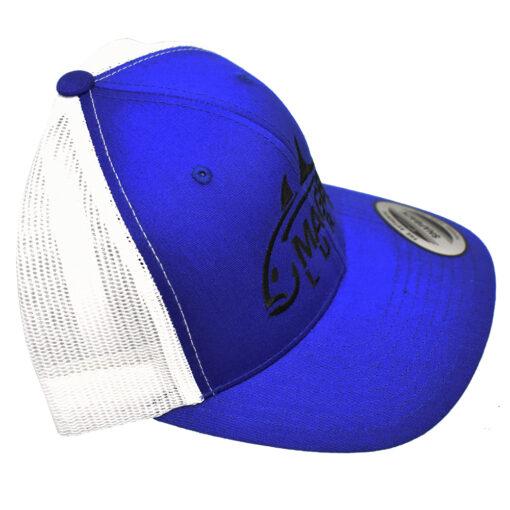 MagBay Blue Snapback Hat