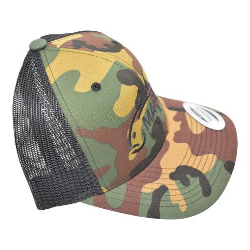 MagBay Camo Snapback Hat