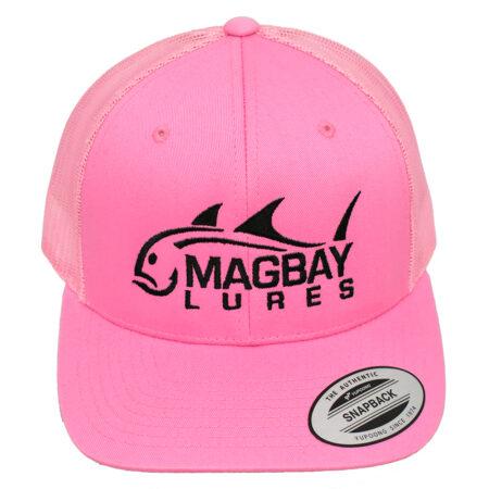 MagBay Pink Snapback Hat